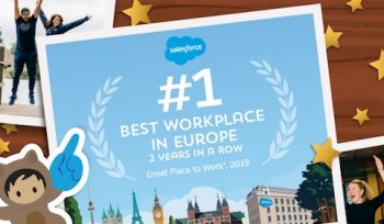 Salesforce best workplace